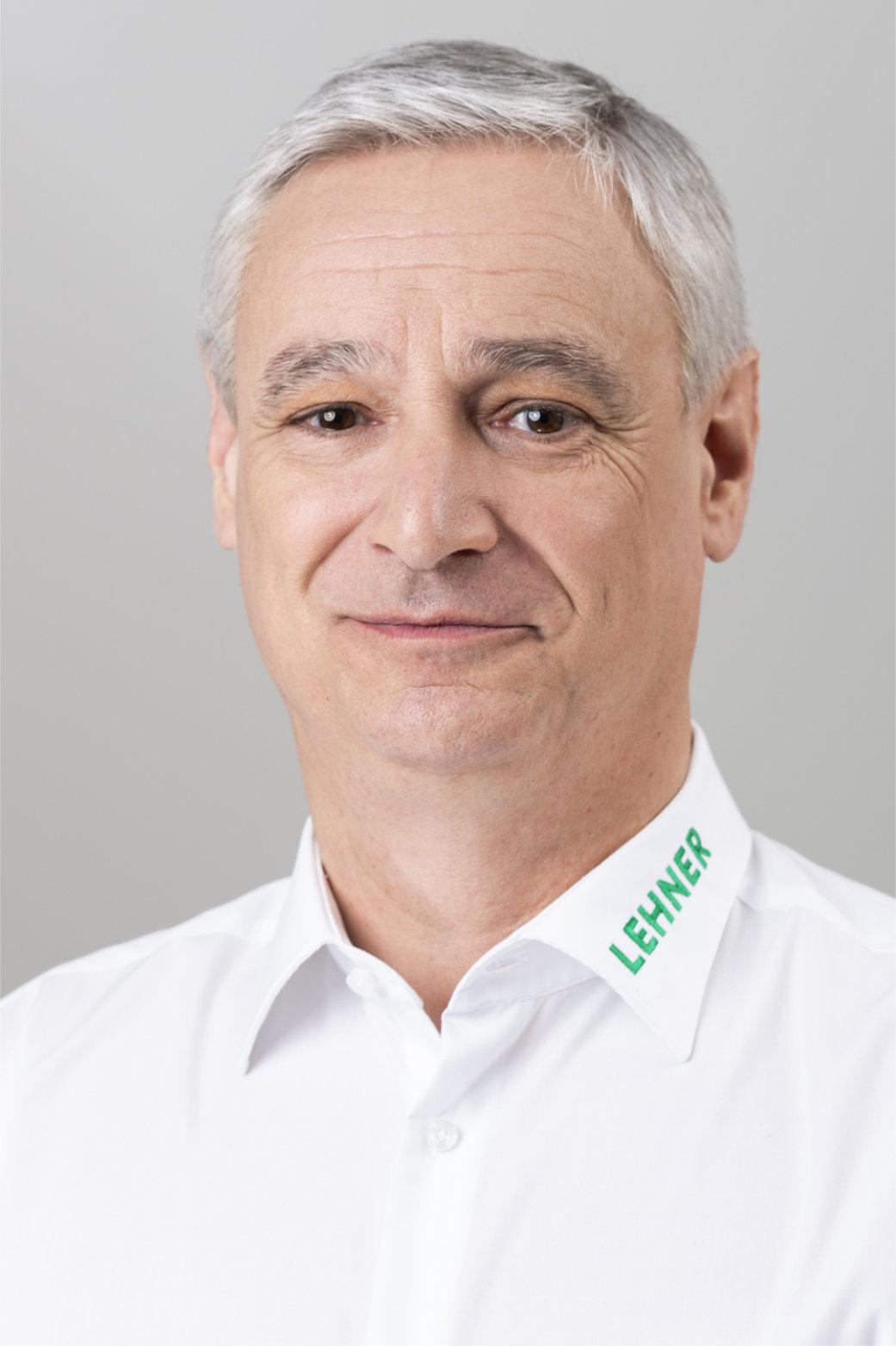 BM DI Günther Lehner<br>Geschäftsführer
