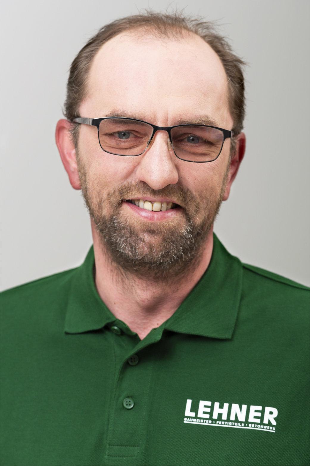 Johannes Prinz<br>Verladeleiter