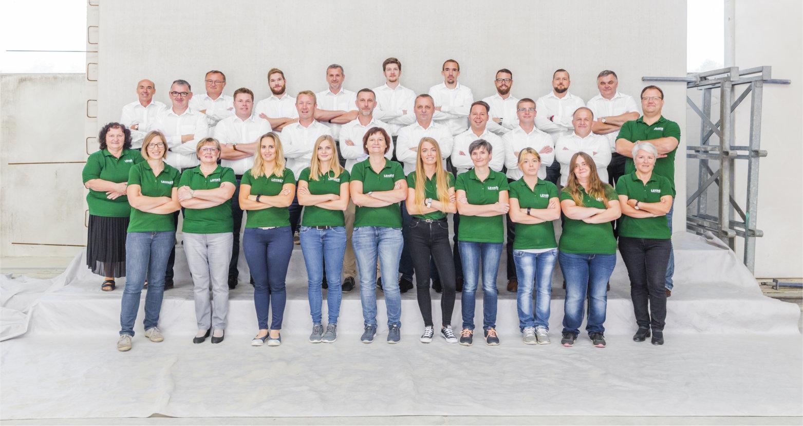 Josef LEHNER GmbH Buero1