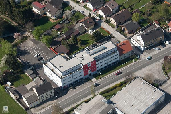 Josef Lehner GmbH Bürogebäude Amstetten