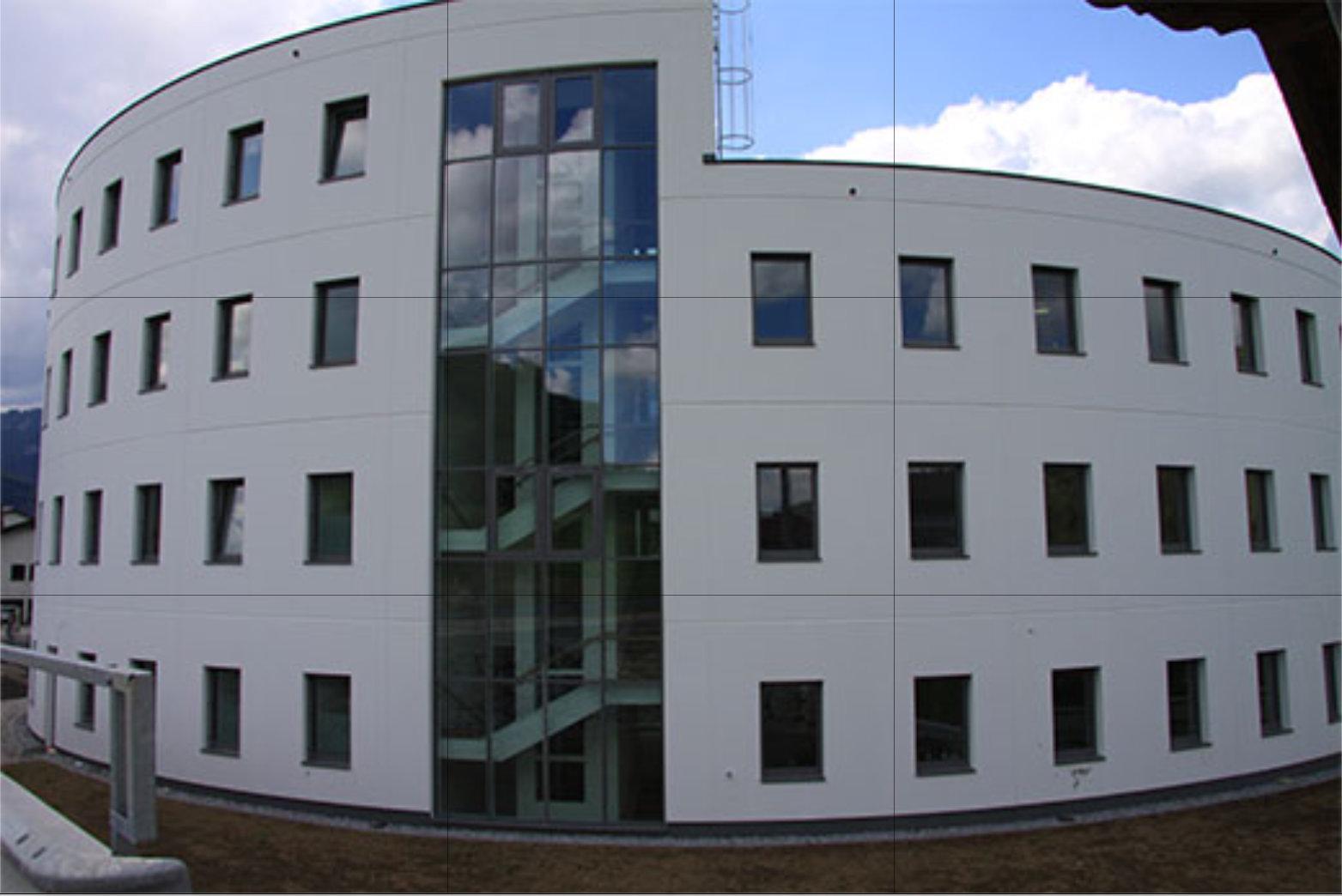 Josef Lehner GmbH Bürogebäude Großraming