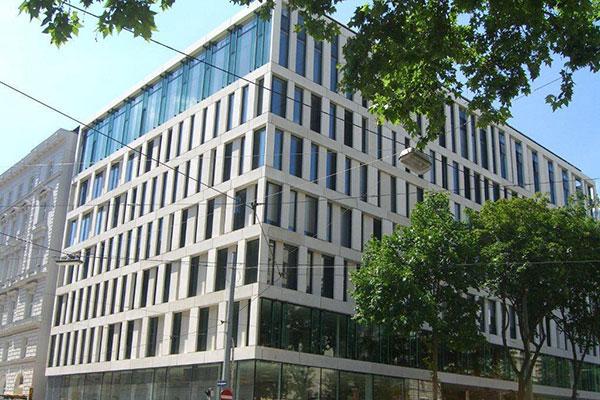 Josef Lehner GmbH Bankenzentrale Wien 9