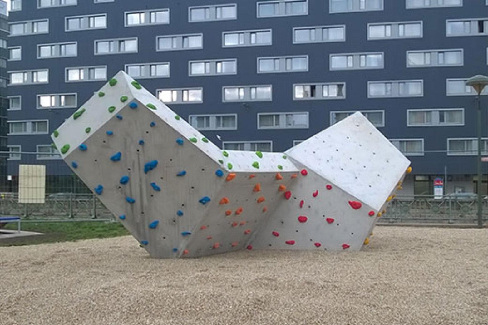 Josef Lehner GmbH Boulderpark Wien