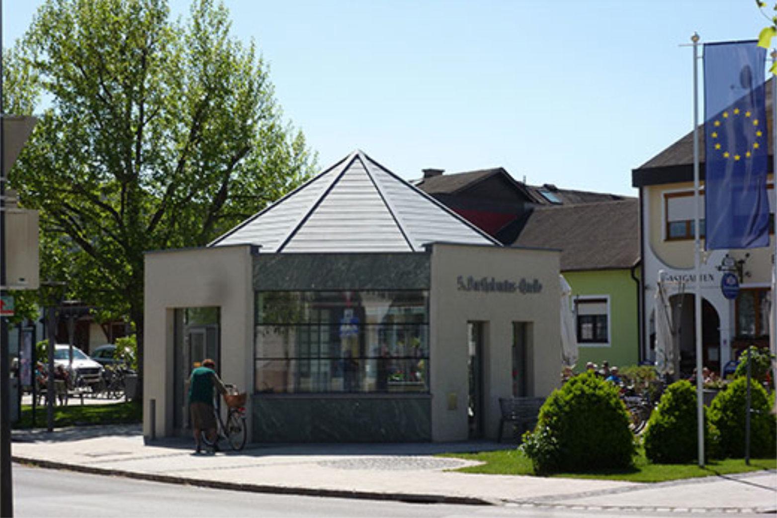 Josef Lehner GmbH Brunnenhaus Bartholomäusquelle Illmitz