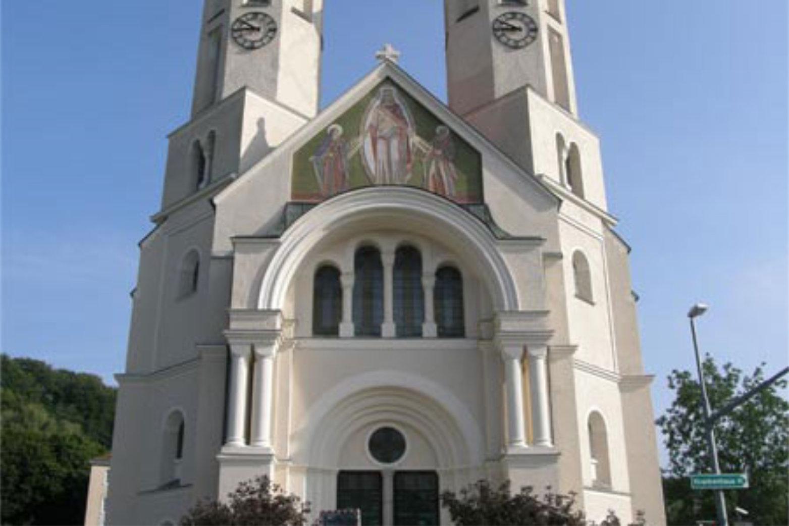 Josef Lehner GmbH Herz Jesu Kirche Amstetten