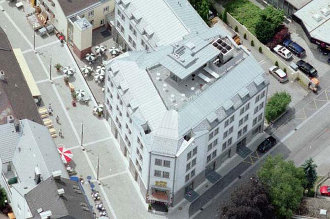 Josef Lehner GmbH Hotelanlage Amstetten