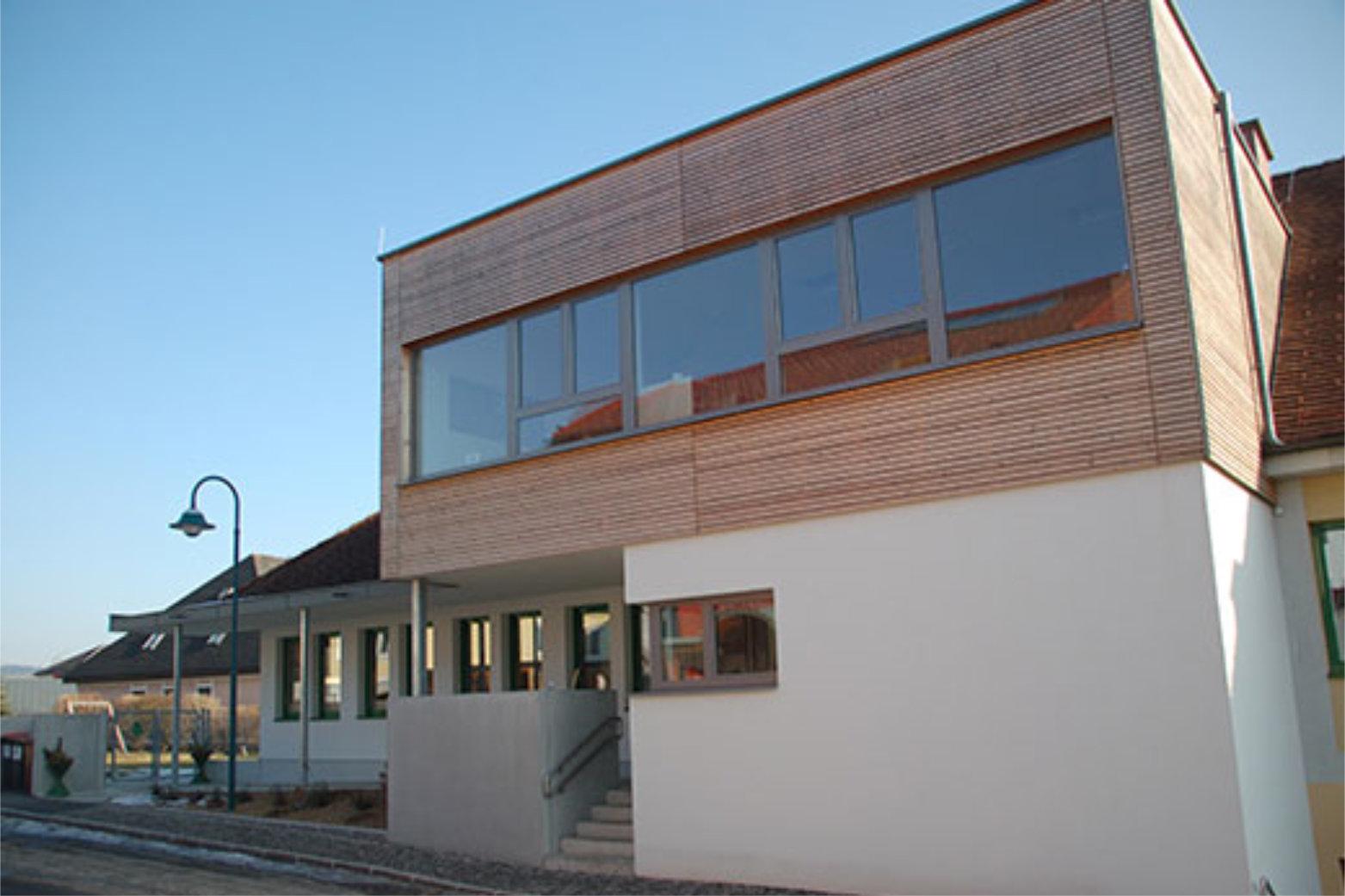 Josef Lehner GmbH Kindergarten Zeillern