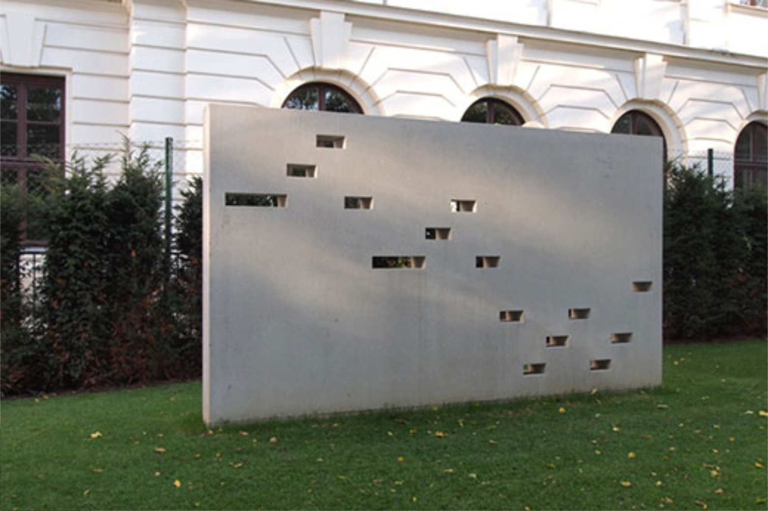Josef Lehner GmbH Partitur aus Beton