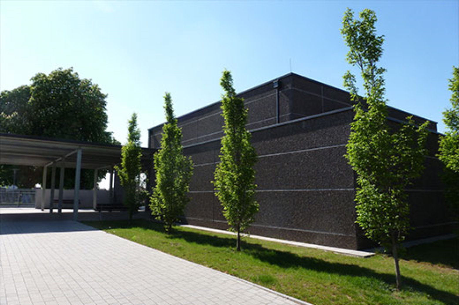Josef Lehner GmbH Waschbeton schwarz