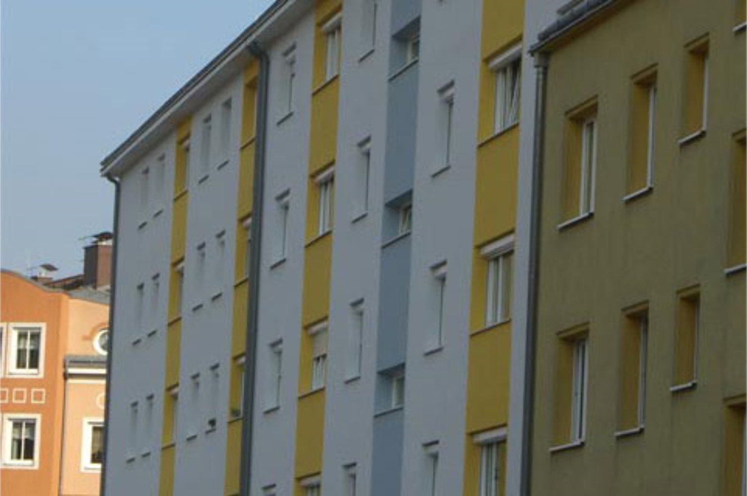 Josef Lehner GmbH Wohnhausanlage Amstetten2