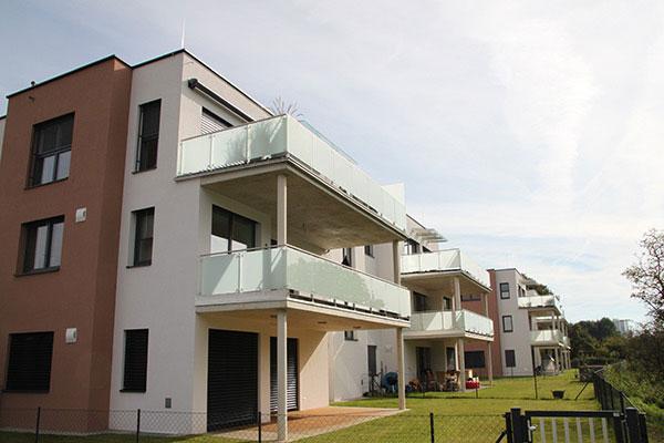 Josef Lehner GmbH Wohnhausanlage Leonding