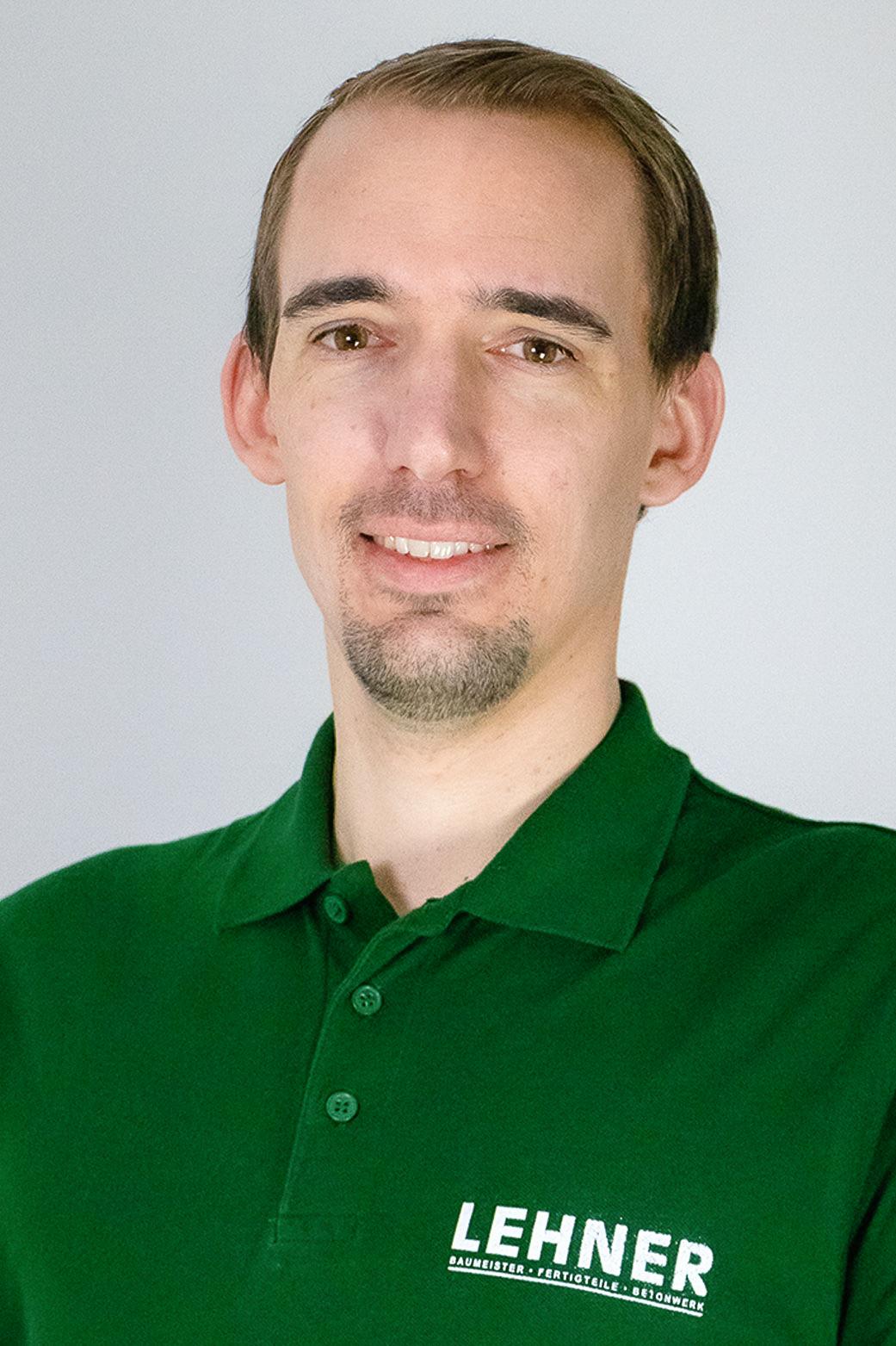 Wolfgang Kastenhofer<br>Projekttechniker