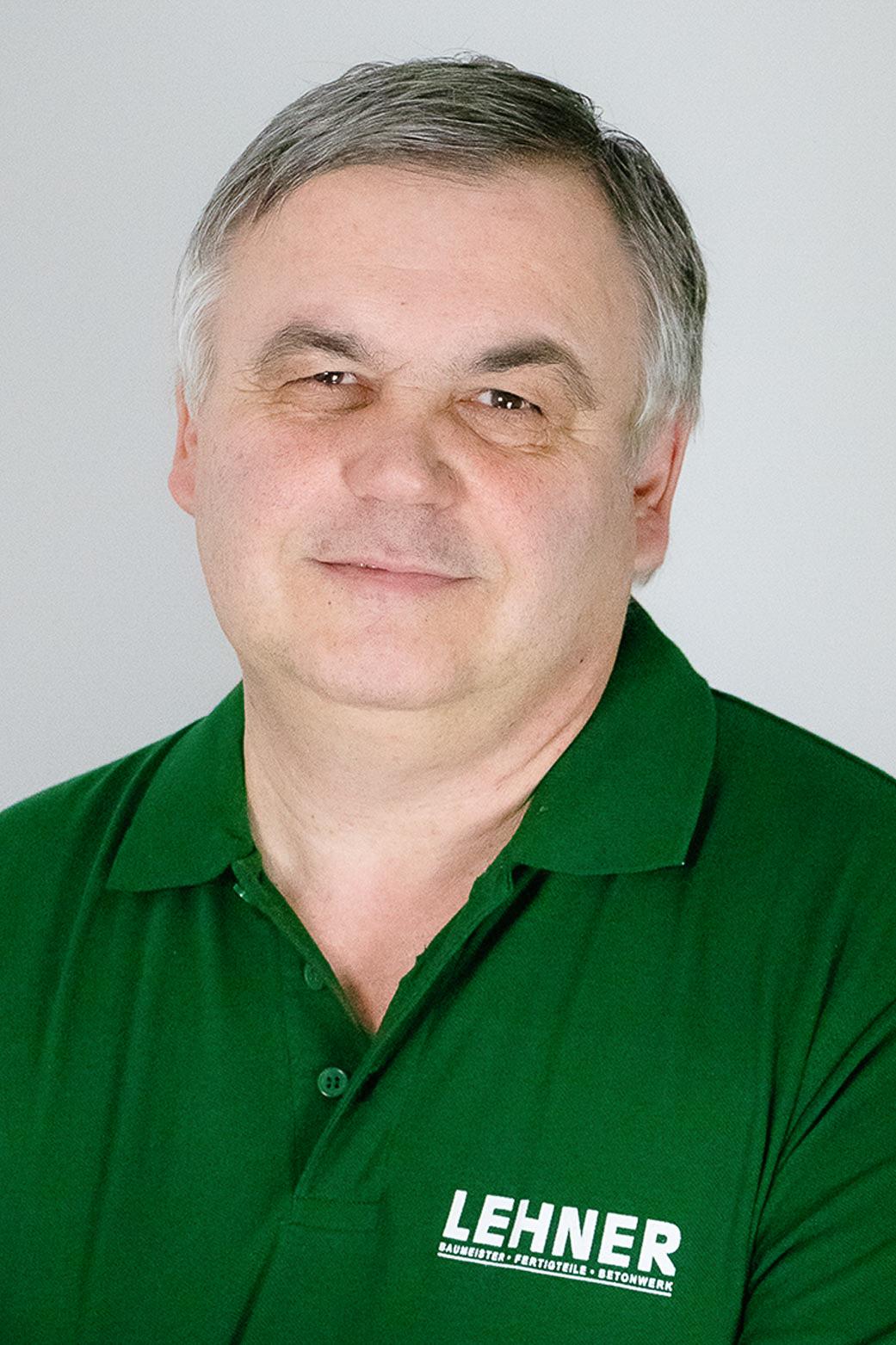 Franz Köberl<br>Projekttechniker