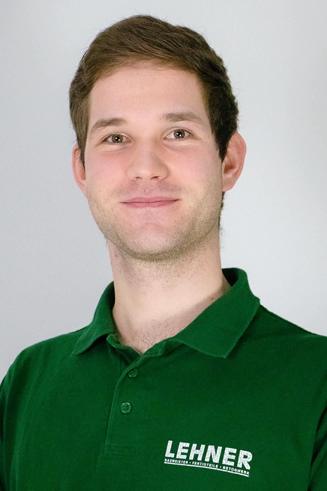 Lukas Spreitzer<br>Projekttechniker